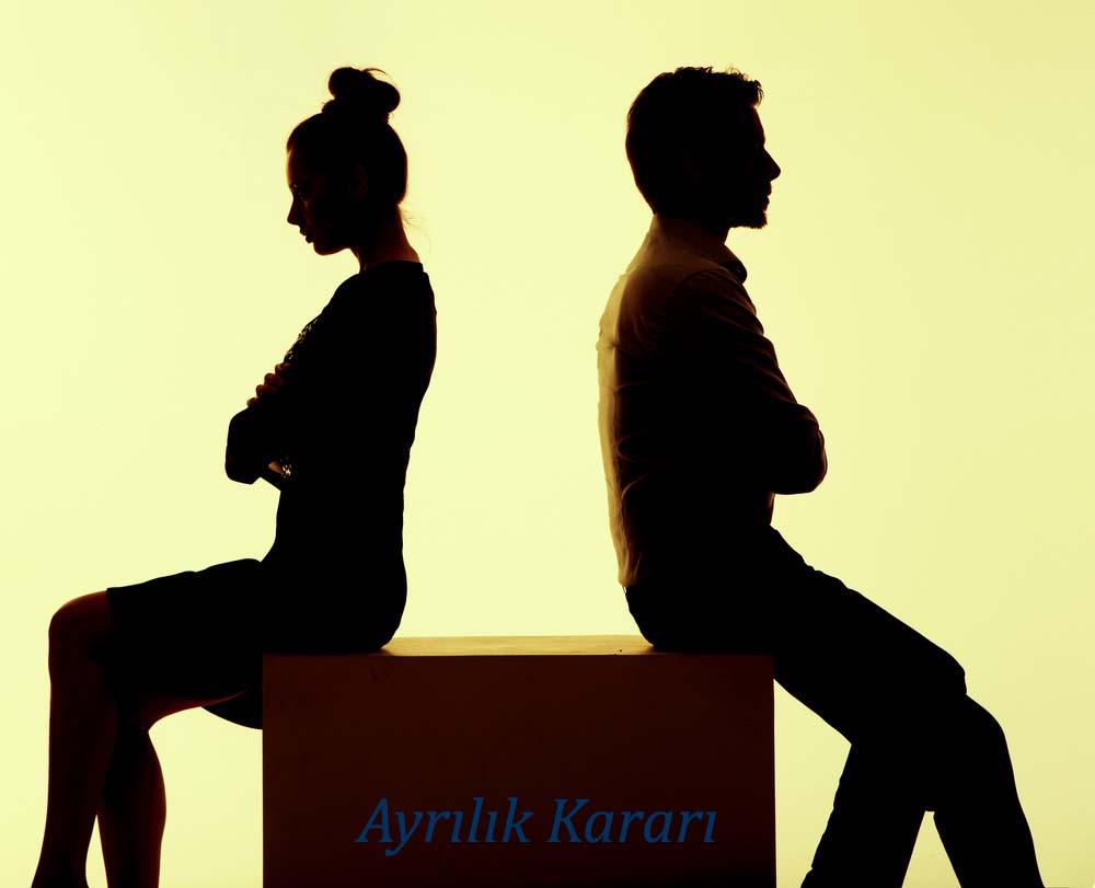 كيفية الحصول على قرار الانفصال في قضية الطلاق