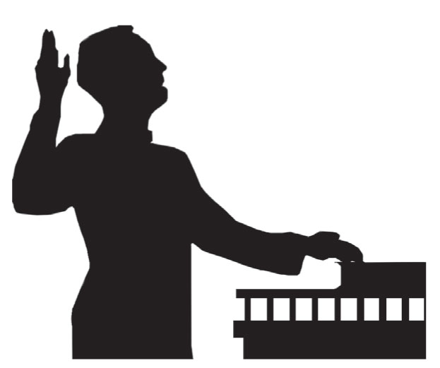 Dans le divorce, le témoin peut faire une déclaration écrite